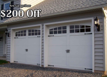 $200 Off New Door
